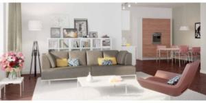 impressie appartement 3