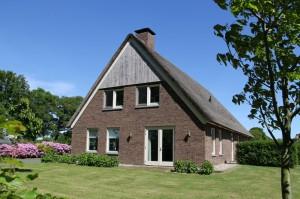 nieuwe vrijstaande woning, Bosweg, Dalen