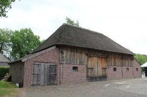 schuur/garage te Dalen