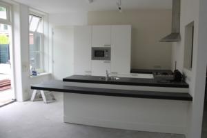 open keuken