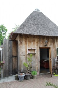 schuur/sauna te Dalen