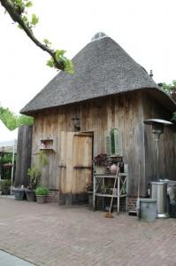 berging/sauna