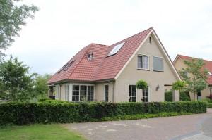 nieuwbouw vrijstaande woning, Klinkevlier te Coevorden.