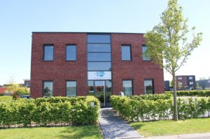 kantoorpand in Assen