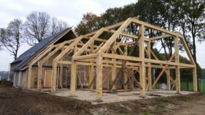 houten constructie