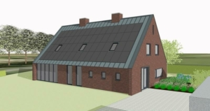 BOAHeijnen-energieneutrale villa Schoonebeek